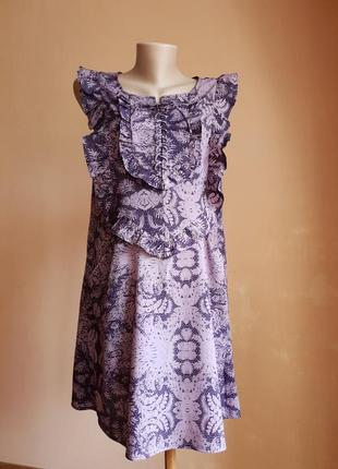 Потрясающее платье карманы marks&spencer британия