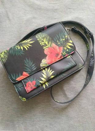 Bershka сумка