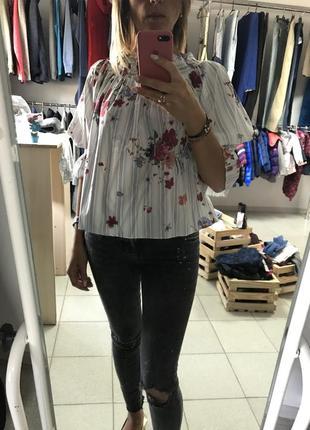 Рубашка от zara