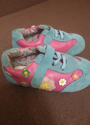 Кроссовочки для модницы