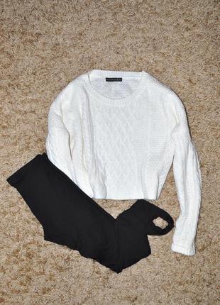 Стильный свитер оверсайз от atmosphere