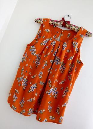 Шикарная, новая блуза р.44-46