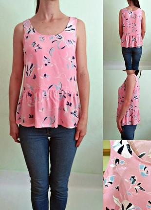 Нежная лёгкая блуза