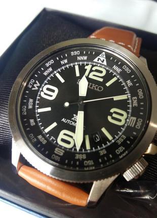 Seiko srpa75 k1 prospex automatic наручний годинник наручные часы