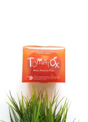 Томатная маска tony moly tomatox. корея