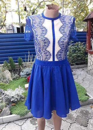 Актуальное нарядное платье от missguided