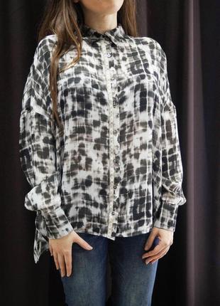 Шикарная блуза от маngo по суперцене