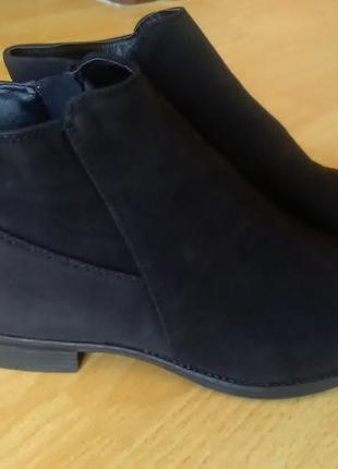 Новые ботинки esmara 37р