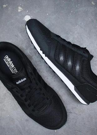 Мега удобные и лёгкие кроссовки adidas city racer, us8,5 (25,5)
