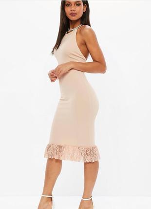 Платье 🧡 missguided