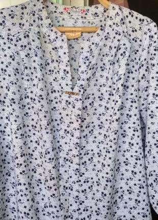 Блуза для пышных форм)