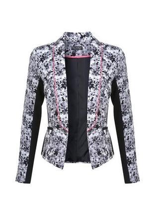 Жакет пиджак приталенный