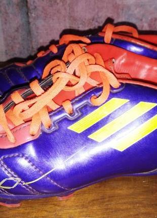 Бутсы adidas f50, 33р