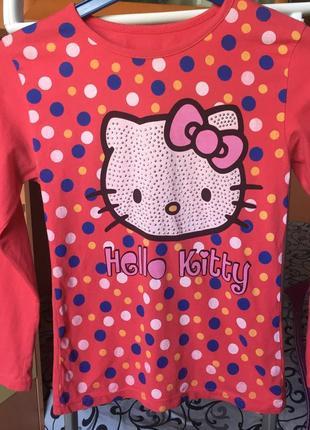 Кофта с hello kitty