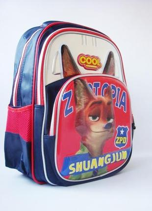 Школьный, ортопедический рюкзак zoopolis