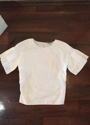 Блуза футболка хлопок