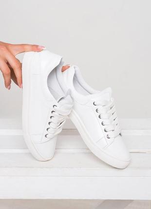 Акция! шикарные натуральные кожаные кеды/кроссовки! женские! супер качество!