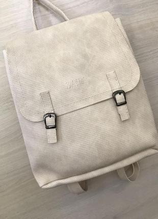 Городской рюкзак zara.