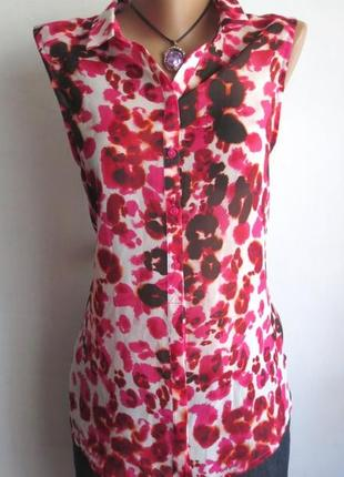 Стильная блуза от h&m размер: 44-s