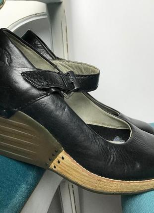 Туфли на стиле dr.martens