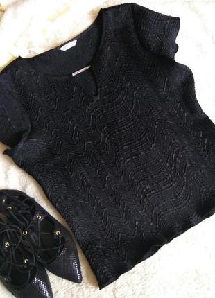 Красивая блузочка с камнями