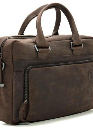 Кожаная сумка новая strellson west ham. оригинал
