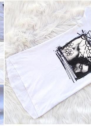Стильная футболка  sisley