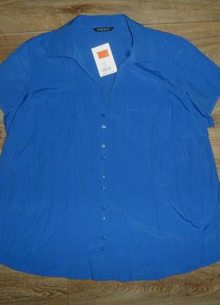 Новая блуза р.50