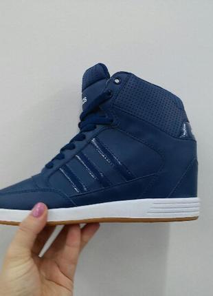 Кроссовки сникерсы adidas neo-оригинал