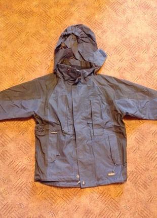 Куртка ветровка дождевик для мальчика 5-6 лет