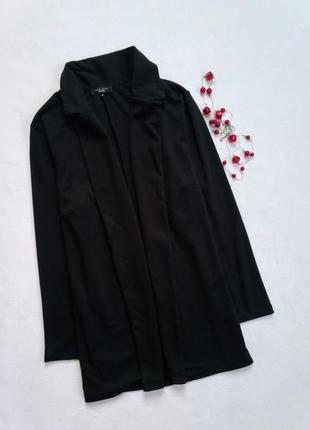 Черный кардиган new look