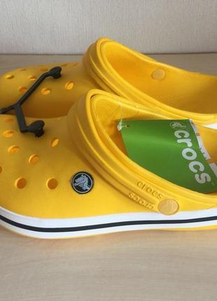 Кроксы crocs crocband (есть все размеры)