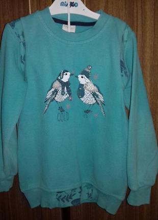 Детский свитер (свитшот)