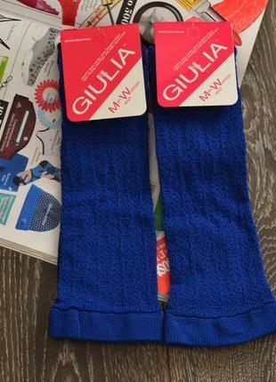 Ажурные носки для женщин от  украинского производителя tm giulia размер 23-25