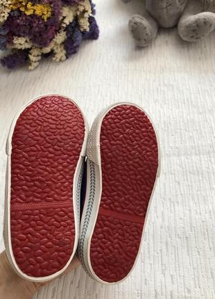 Next высокие кеды -ботинки 5 размера , 21, 5 - 22 размер3