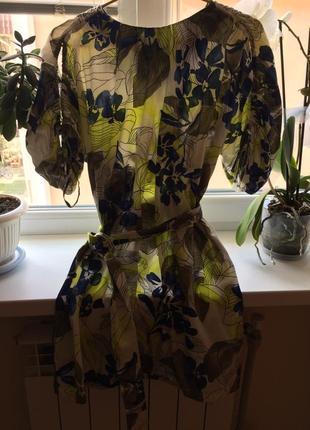 Zara платье-мини