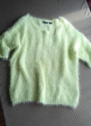 Модний свитер f&f