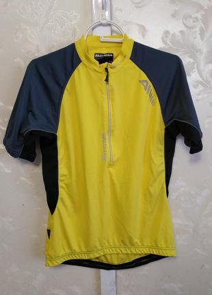Велосипедная спортивная футболка altura