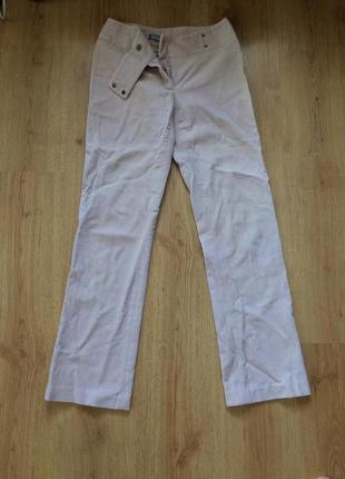 Шикарные велюровые брюки max mara