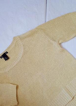 Коротенький свитерок h&m