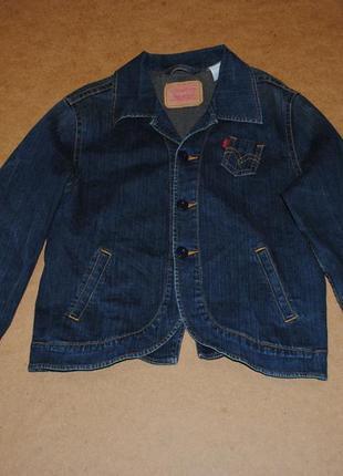 Levis женская куртка джинсовка джинсовая куртка левайс