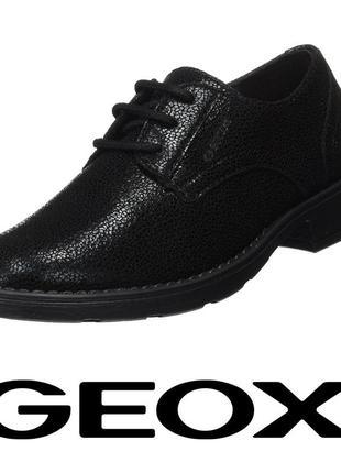 Туфли школьные девочке р 32 geox стелька 21см оригинал