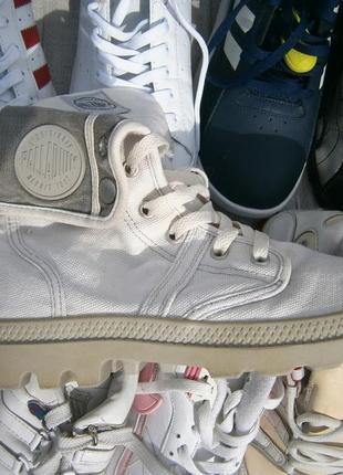 Pallabrouse baggy - женские серые текстильные ботинки - 92478095. Palladium  ... cf2e81dbecb07