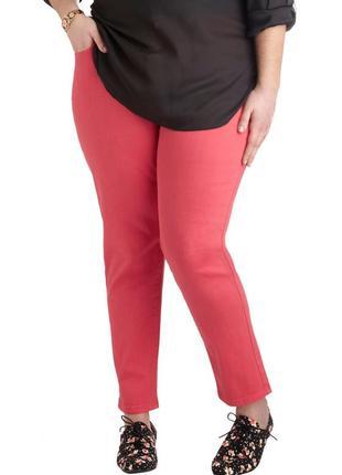 Розовые джинсы большого размера. смотрите мои объявления!