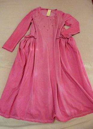 Новое  очень красивое хлопковое платье. италия.