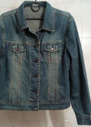 Куртка джинсовая, бойфренд, от george