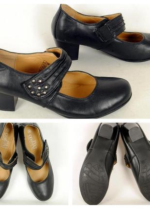 20/28 туфли женские pia corsini размер 38 новые