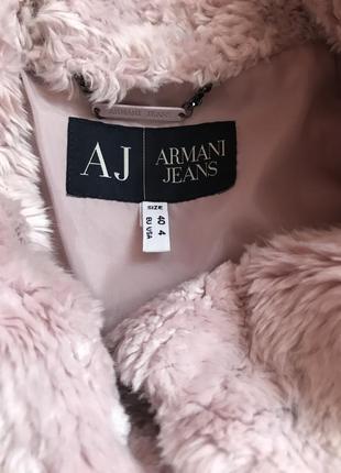 Шубка armani jeans, m