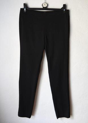 Узкие стрейчевые укороченые брюки