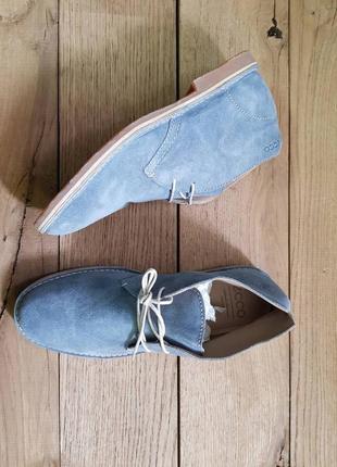 Женские осенние ботинки ecco